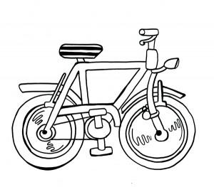 La bicicletta di Mr kilowattora