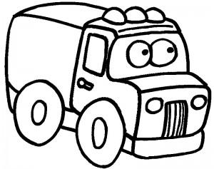 Camion per raccolta differenziata progetto scuola primaria