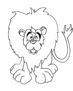 Il leone Gastone amico di Mr kwh