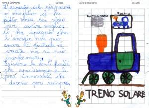 Treno solare