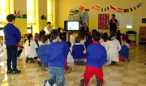 PROGETTO ALBERI: LEZIONI IN CLASSE E A RITMO DI MUSICA