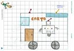 Andrea 5A camion carta progetto riciclo