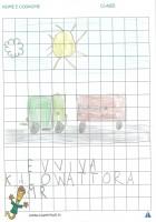 Enrico 1A plastica riciclabile progetto raccolta differenziata