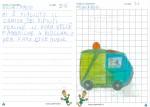 Nichita 2A camion raccolta differenziata scuola primaria