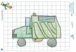 Sebastiano 3 camion pila ricaricabile progetto affi