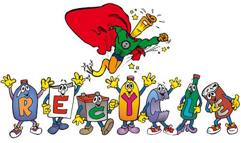 Ricreazione con Mr Kilowattora la scuola primaria alla scoperta del riciclo dei rifiuti