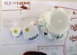 Dettaglio lavoretto scuola primaria progetto riciclo