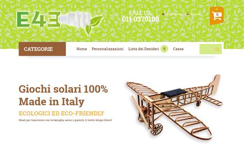 Giochi ad energia solare acquisto online