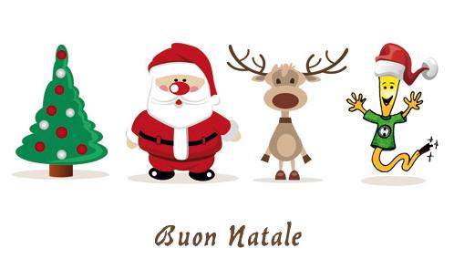 Mr Kilowattora augura a tutti un Buon Natale