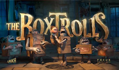 Riciclare divertendosi: tutti al cinema con i Boxtrolls