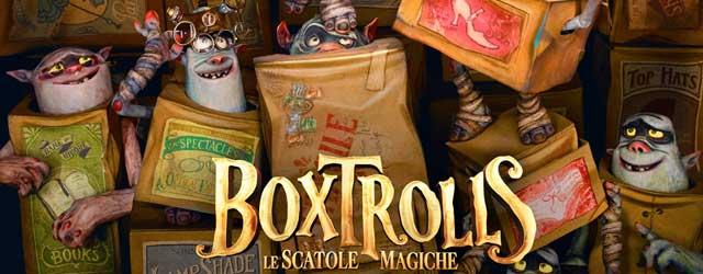 Film sul riciclo per bambini Boxtrolls