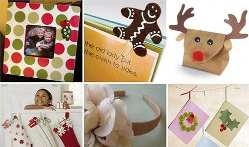 Idee per regali di natale fatti a mano con materiale riciclato