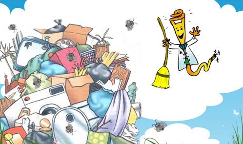 Video sul ciclo dei rifiuti
