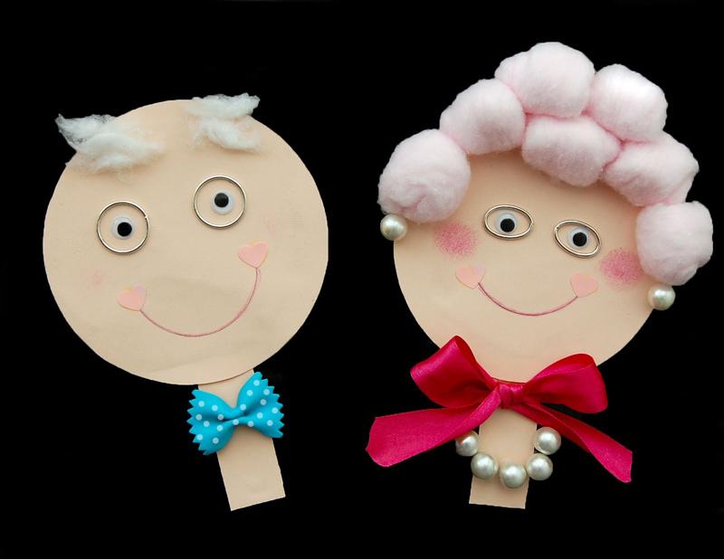 Super Festa dei nonni 2016: idee regalo con il riciclo per il 2 ottobre  TW48
