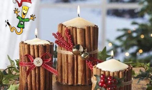 Decorazioni Natale fai da te e idee regalo con materiale riciclato