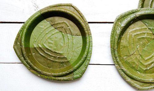 Stoviglie 100% biodegradabili